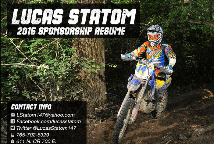 Lucas Statom Resume