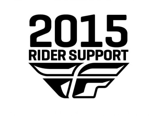 2015 Fly Racing Sponsorship