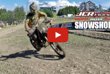 JCR/Honda Snowshoe GNCC Video